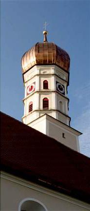 St. Mammas, Neu-Ulm Finningen